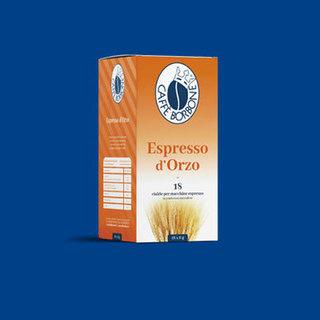 Espresso D'Orzo