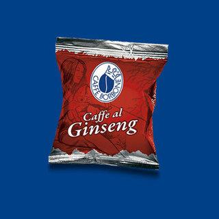 Préparation soluble pour boisson au goût de Café et Ginseng en capsules